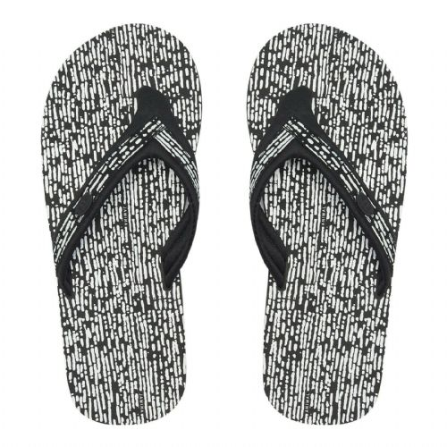 ANIMAL WOMENS FLIP FLOPS.NEW SWISH SLIM UPPER BLACK SOFT TOE POST THONGS 9S 5/P1
